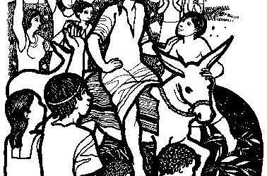 DOMINGO RAMOS: PERSEGUIDO Y CRUCIFICADO – Iñaki Otano