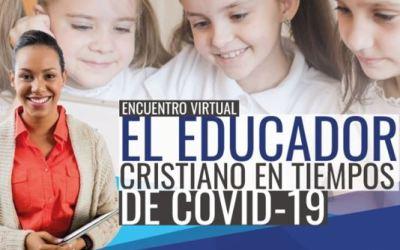 El educador cristiano en tiempos de covid-19: 28 Mayo 18h – Fundación Edelvives