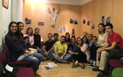 Centro de pastoral juvenil vocacional vedruna – Geraldyn Carrero y Rita Aragón