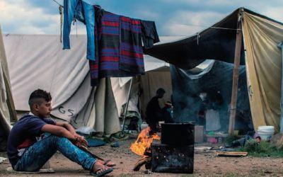TRES MIRADAS A LOS REFUGIADOS – Sara Camps
