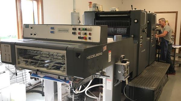 Printing at RPJ Ready Print