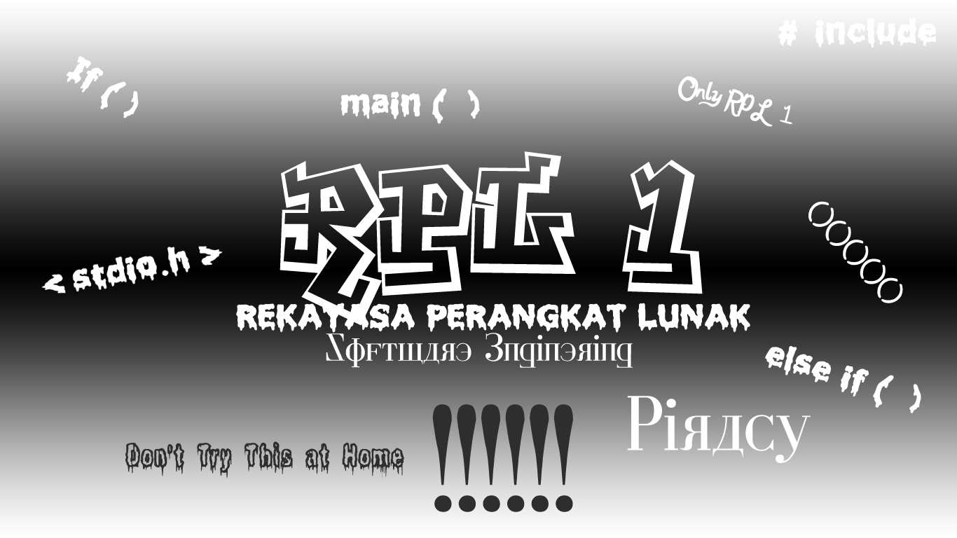 RPL SMKN 1 Surabaya  share all about programming and IT