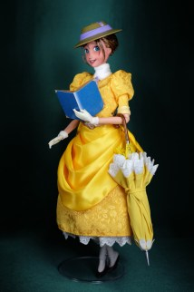 Jane Porter Ooak Doll Repainted Factory