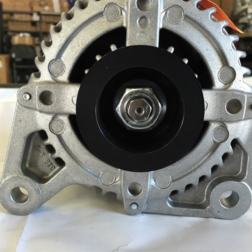 hight resolution of  170 amp one wire jeep jk alternator self exciting ls swap