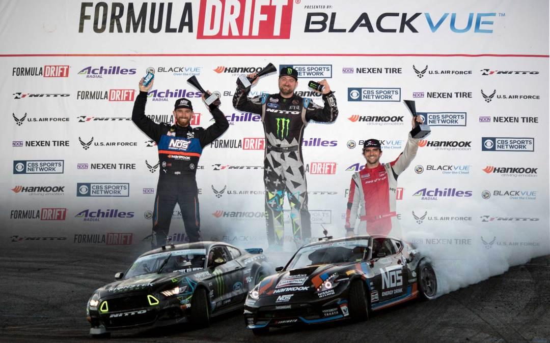 Formula DRIFT Round 4: The Gauntlet Results