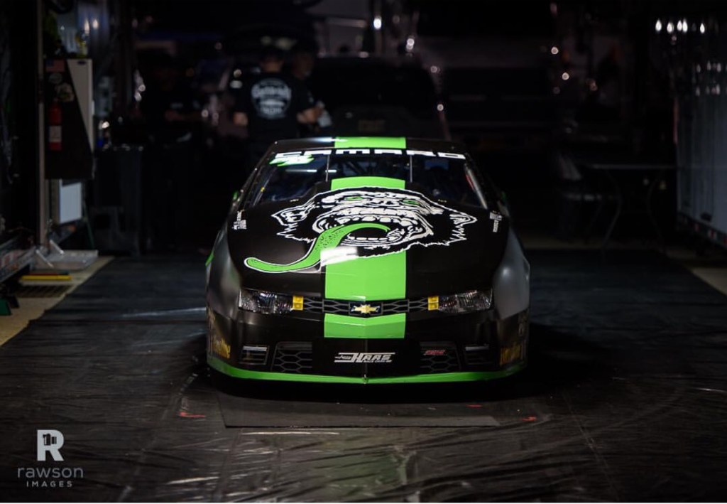 Gas Monkey Pro Stock Pits