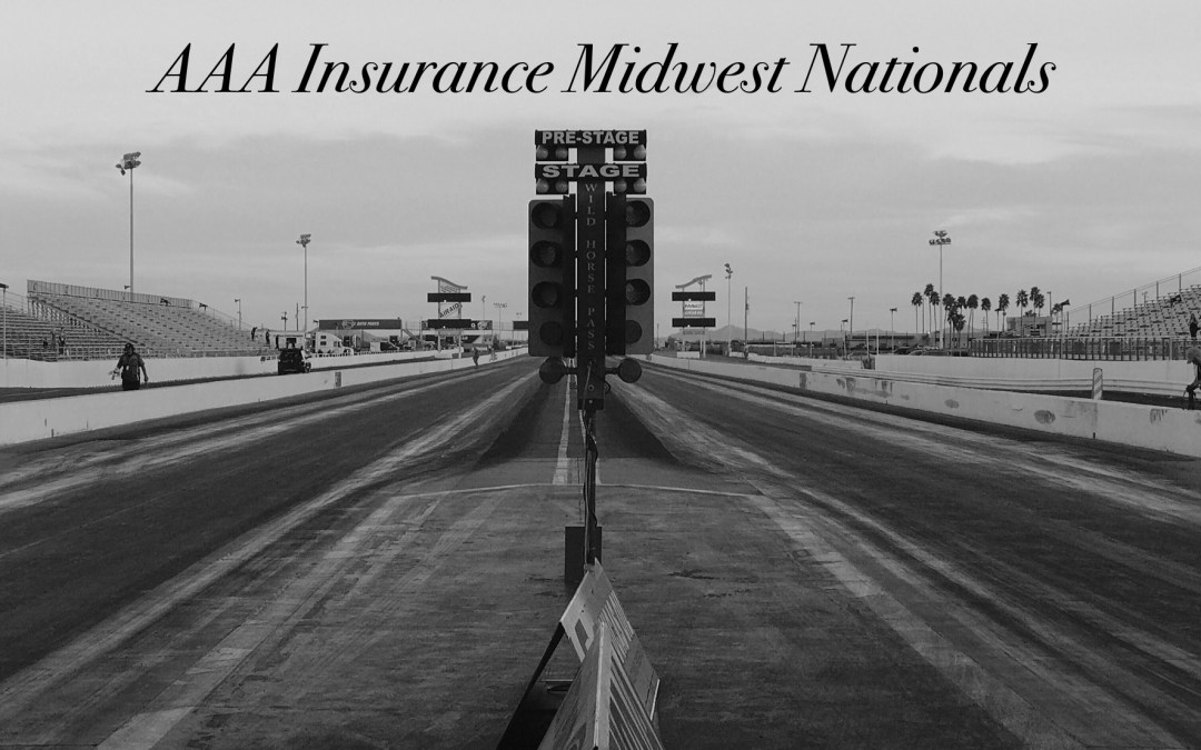 AAA NHRA Fall Nationals Race Report