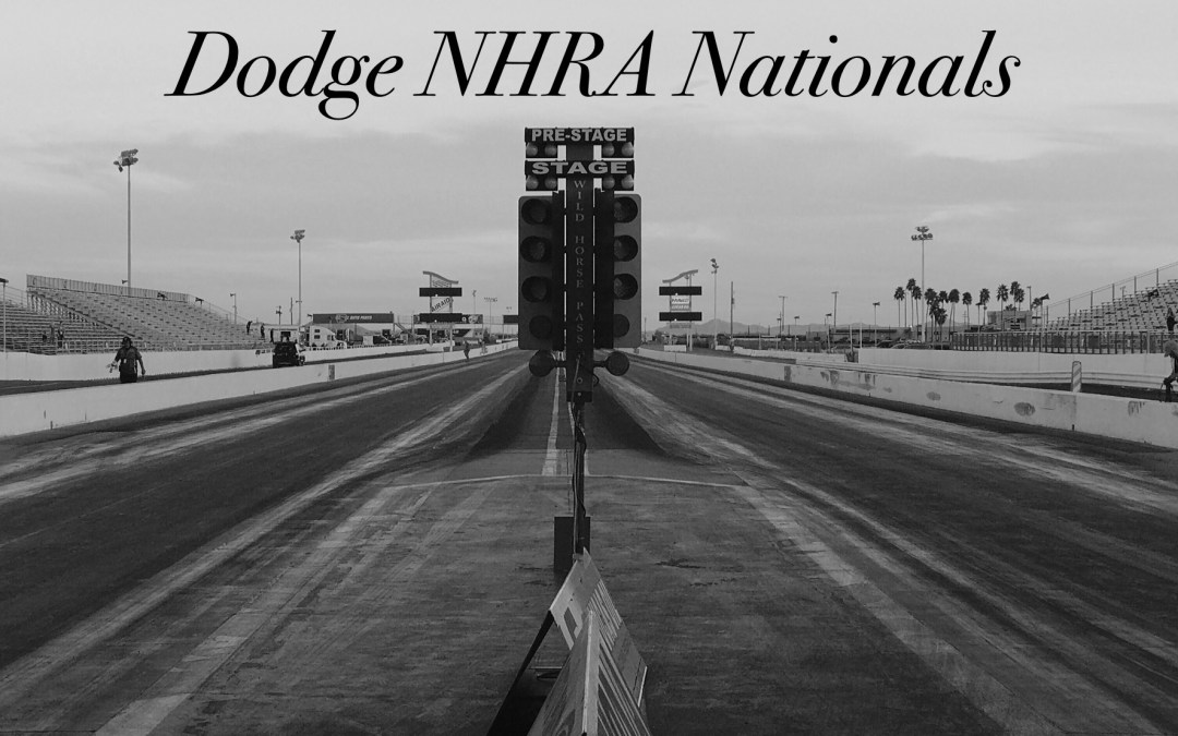 Dodge NHRA Nationals Q3 & Q4