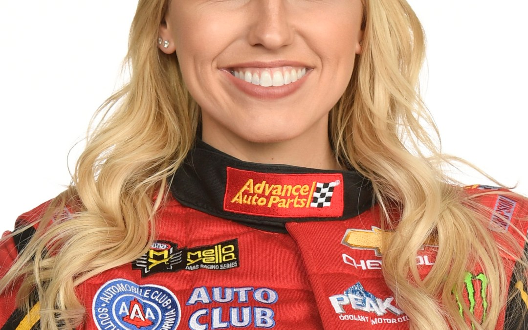 Courtney Force to present at CMTs