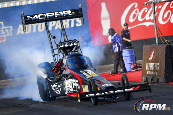 Pritchett, Hagan and Anderson top NHRA ladders