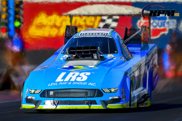 FLASH: WILKERSON CLINCHES FINAL FUNNY CAR BERTH