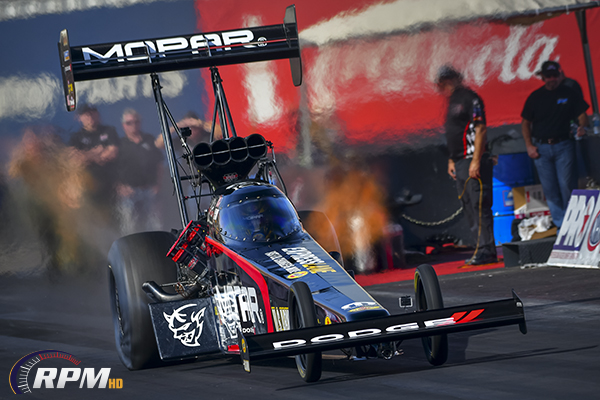Anderson, Pritchett and Hagan lead NHRA qualifiers