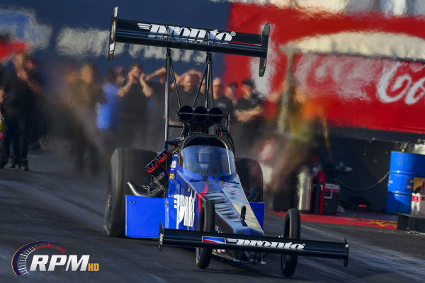 Alexander marches through Sonoma, wins Top Fuel