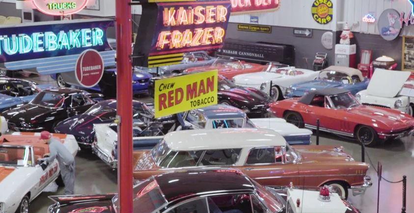 Skillman Racing Shop Tour