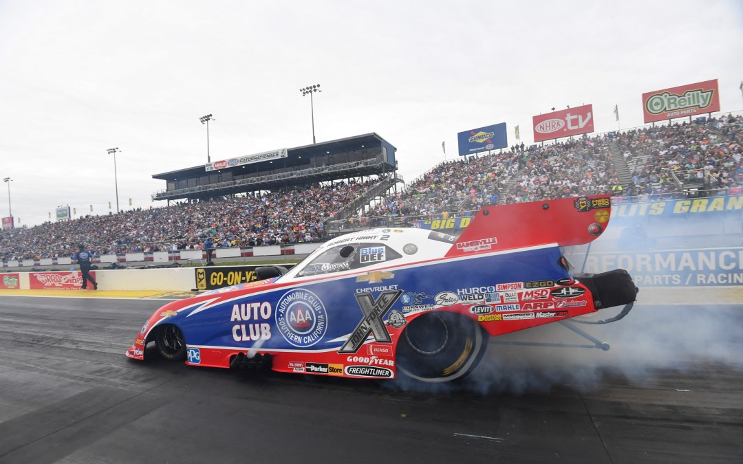 2019 Amalie Motor Oil NHRA Gatornationals results