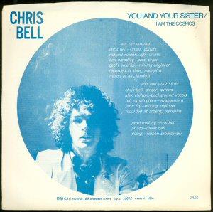 THE SOLO SOUL OF A BIG STAR Alex Chilton On No 1 Records