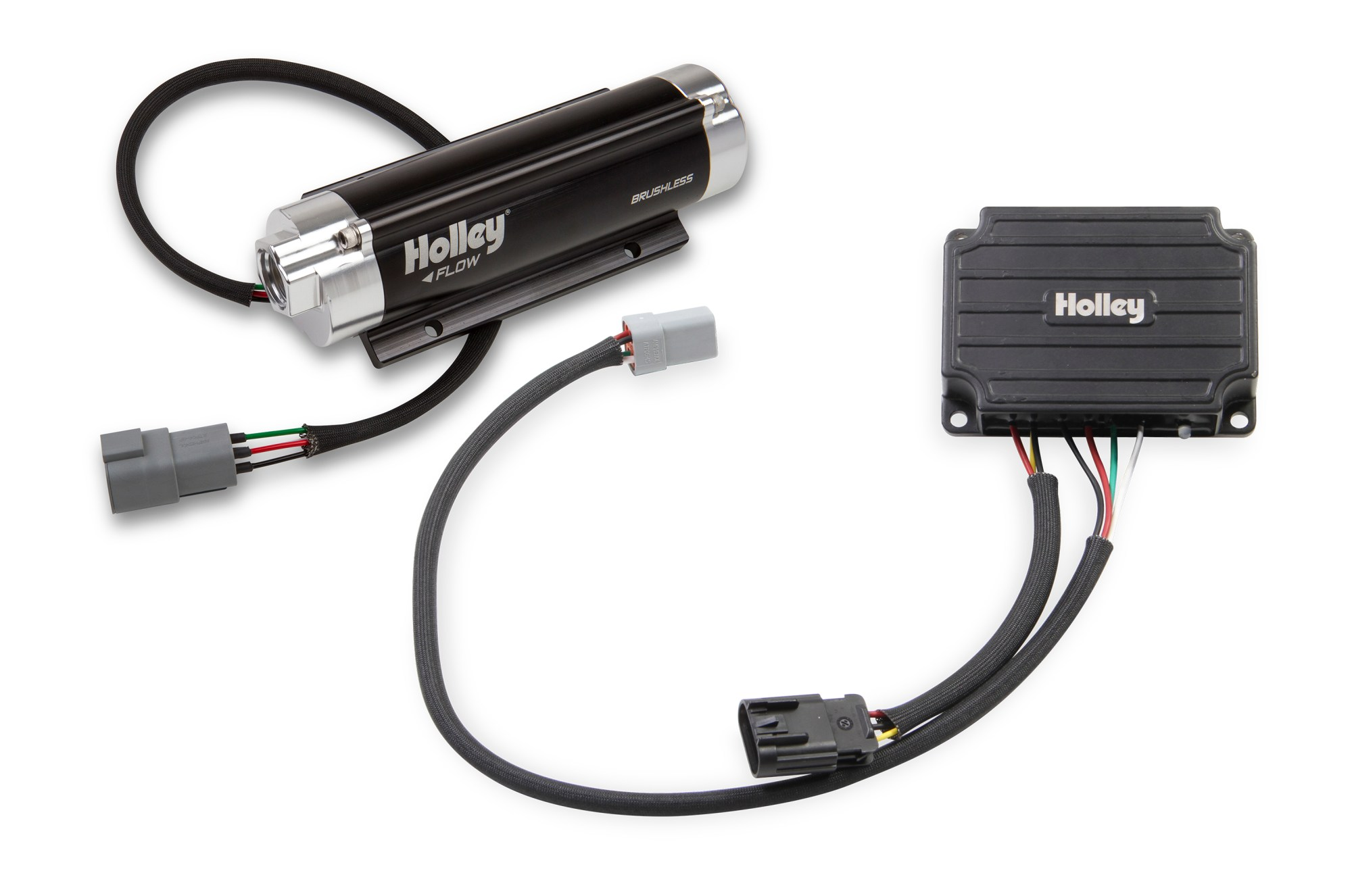 hight resolution of  holley ultra hp brushless fuel pump w controller