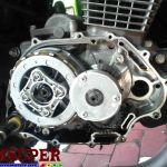 Pasang Per & Kampas Kopling Racing Honda Tiger