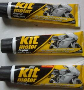 kinclong - motor wax