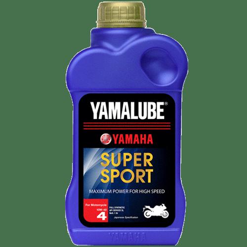 review yamalube super sport