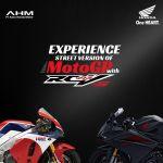 Kesempatan Jajal Honda RC213V-S untuk CBR Riders