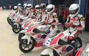 Honda Kirimkan Pembalap ke Thailand Talent Cup