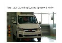 wuling confero 1200 cc