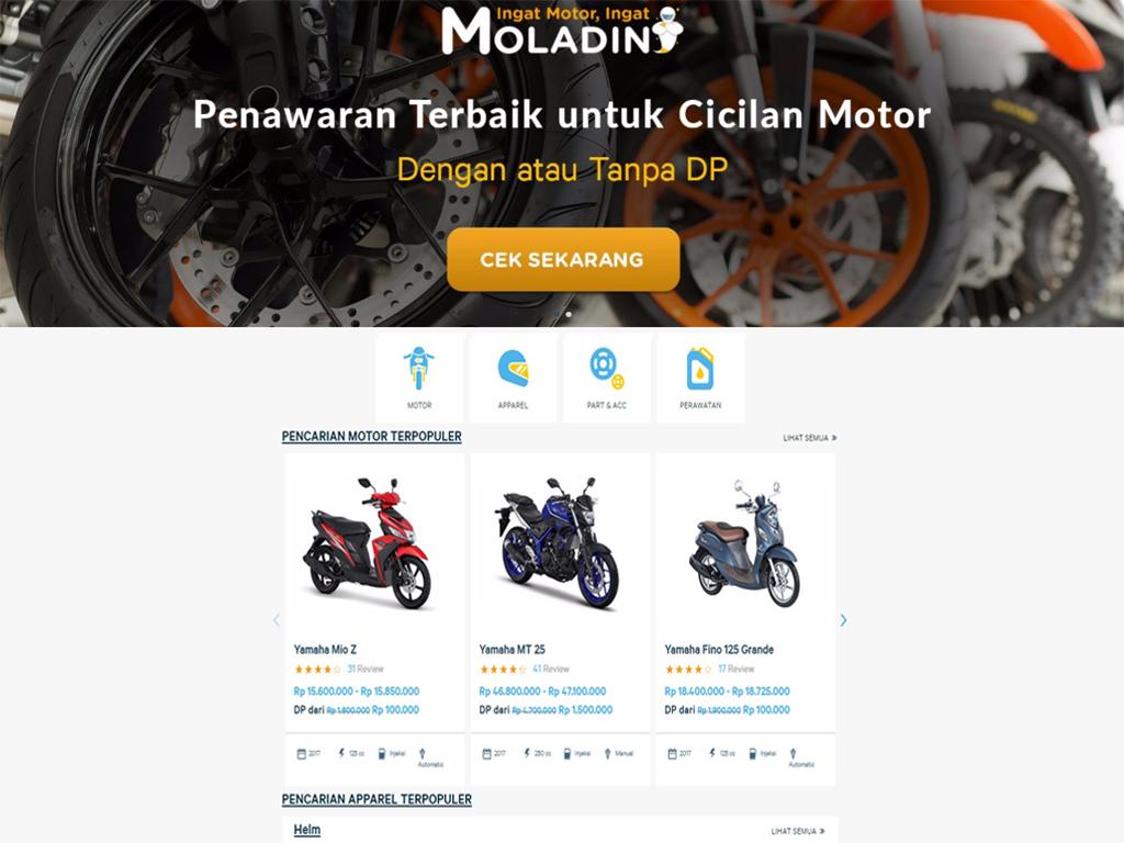 website moladin