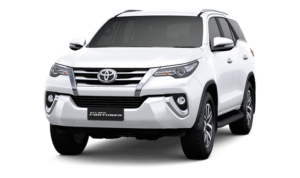 Crash Test Toyota Fortuner 2016