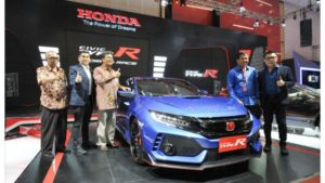 Warna Baru Honda Civic Type R 2