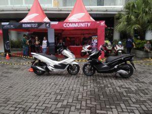 harga Honda PCX150 di Jawa Tengah