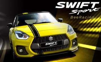 Suzuki Swift Dengan Mesin Turbo