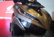 All New Honda Vario 125 dan 150 2018