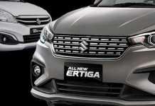 Perbedaan Suzuki Ertiga Lama dan Terbaru