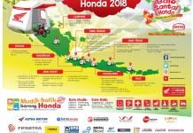 Lokasi Bale Santai Honda 2018