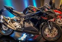 Honda CBR250RR Tipe Termurah