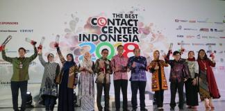 AHM Raih 19 Penghargaan The Best Contact Center