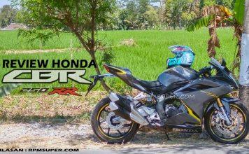 Review Honda CBR250RR