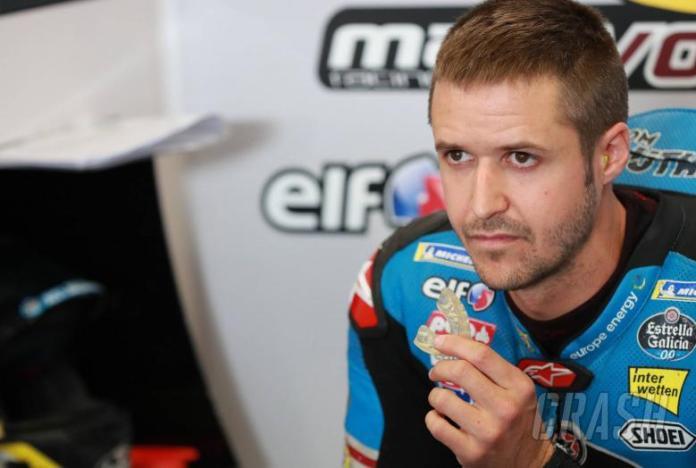 Thomas Luthi Balapan di Moto2 Lagi