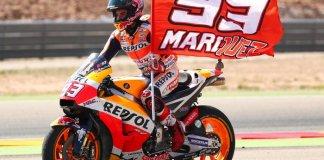 Marc Marquez Kini Terlalu Jinak
