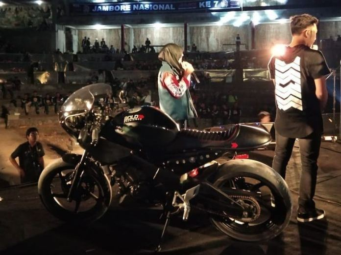 Jambore Asosiasi Honda CBR Tahun 2018