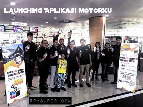 Launching Aplikasi Motorku Oleh Astra Motor