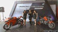 Launching CB150R dan CBR250RR di Jawa Tengah 1