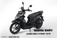 Warna Baru Honda Beat Street 2018