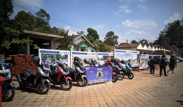Touring Sumpah Pemuda Bersama Yamaha Jateng