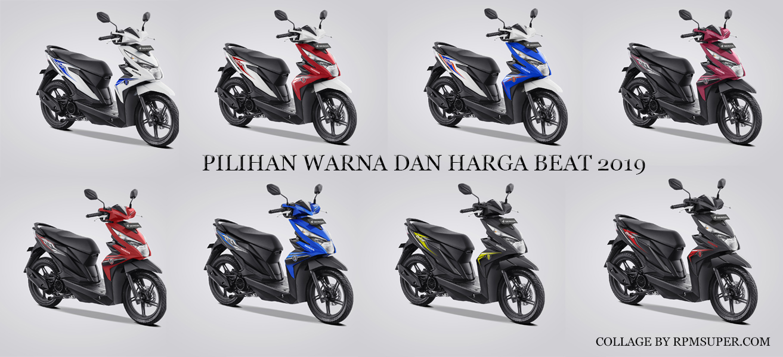 Harga Honda Beat 2019