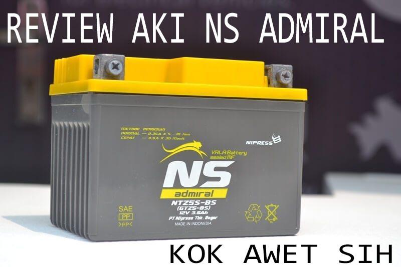 Review Aki NS Admiral