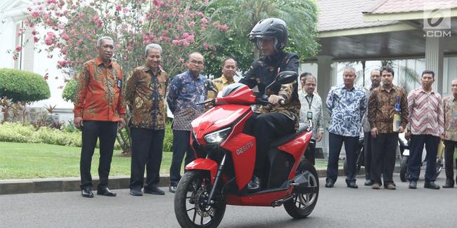 Motor Listrik Buatan Indonesia