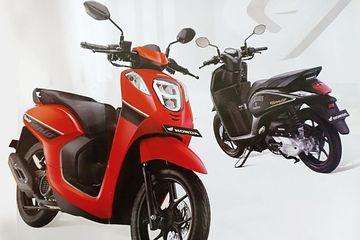 Review Honda Genio 110