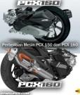 Perbedaan Mesin PCX 150 dan PCX 160